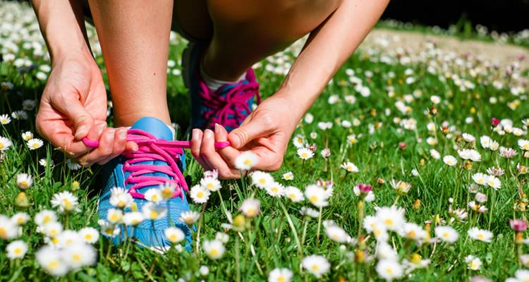 Six tips for spring fitness